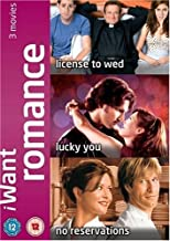 License To Wed / Lucky You / No Reservations [DVD]