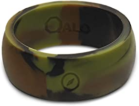 QALO Men's Classics Silicone Ring Collections