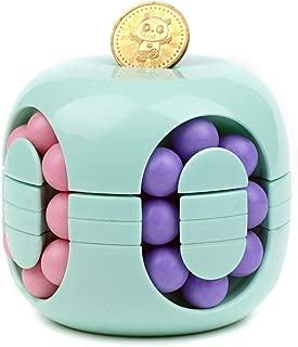 Tang & Chen Money Coin Bank for Kids, Magic Cube Saving Puzzle Box Creative Toys