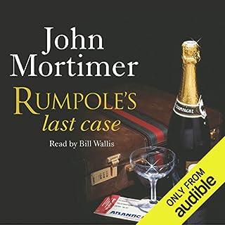 Rumpole's Last Case cover art