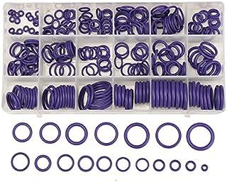 EsportsMJJ 265Pcs R134 Air Conditionn/é O-Ring Caoutchouc Rondelles /Étanches