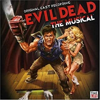 Evil Dead: the Musical By Various (2007-04-24)