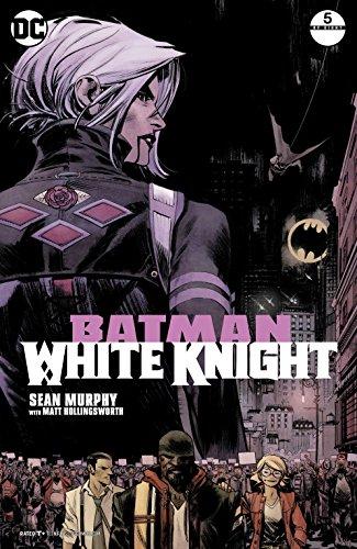 Batman: White Knight (2017-2018) #5 (Batman: White Knight (2017-)) (English Edition)
