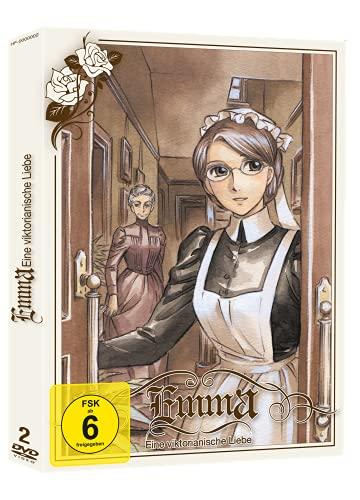 Emma - Eine viktorianische Liebe - Staffel 1 - Gesamtausgabe - [DVD]