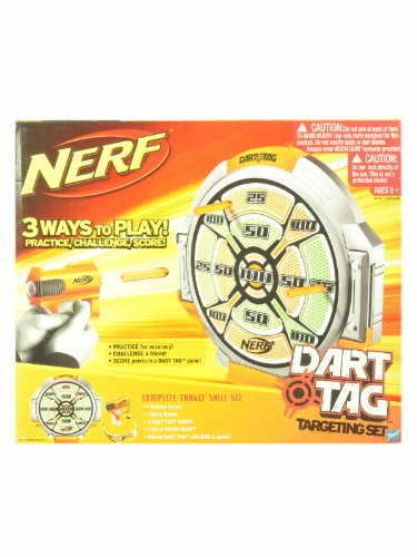 Nerf Dart Tag Targeting Set - Orange