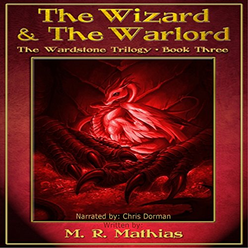 The Wizard and the Warlord audiobook cover art