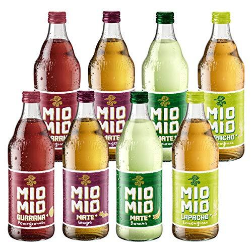 Mio Mio Limo Probierpaket Exotik 8 Flaschen je 0,5l