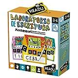 Headu- Juego Infantil Educativo Aprender a Leer y Escribir. Niño y niñas de 3 a 6 años (ES28160)