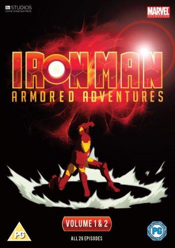 Iron Man - Boxset [4 DVDs] [UK Import]