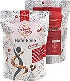 Renner Vital Wohlfühl-Müsli, mit Haferkleie ChiaSamen Kokos Kakaonibs, Cranberry, 500 gramm