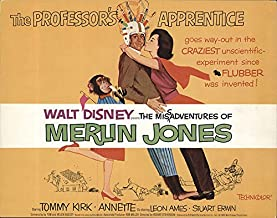 The Misadventures of Merlin Jones 1964 Authentic 11