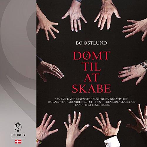 Dømt til at skabe (Danish Edition)  By  cover art