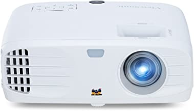 ViewSonic 1080p Projector with 3500 Lumens DLP 3D Dual HDMI and Low Input Lag for Gaming,..