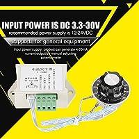 周波数変換器低電圧サーバーサーボ用電流信号発生器、4-20mA信号発生器