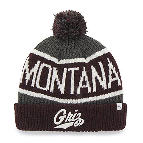Montana Grizzlies Hat: Amazon com
