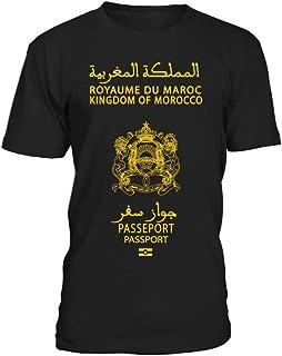 TEEZILY Sweat /à Capuche Le Maroc l/à o/ù Mon Histoire Commence Unisex