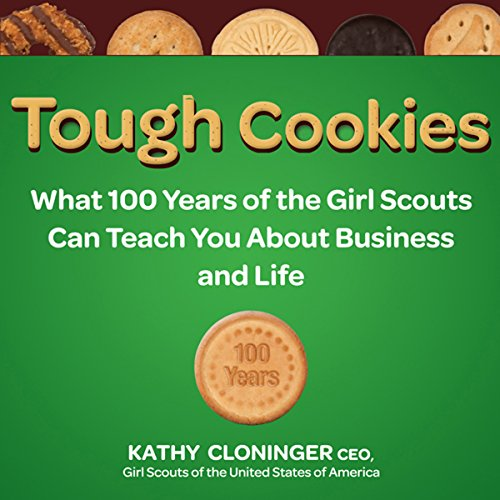 Tough Cookies audiobook cover art