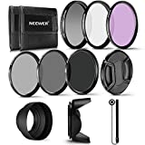 Neewer 49MM Professional UV CPL FLD Lens Filter and ND Neutral Density...
