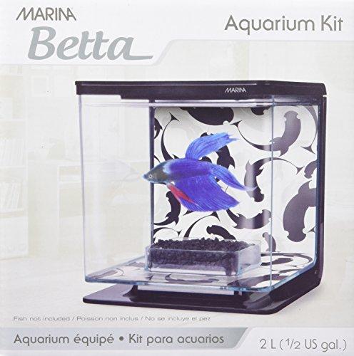 Hagen Marina Betta Aquarium-Starter-Set, Ying/Yang - 3