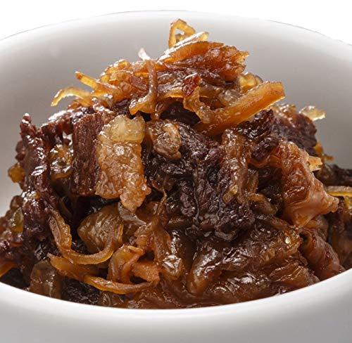 信玄食品 甲州牛鍋料理 紅梅や 特製牛しぐれ煮100g×2個 甲州ワインビーフ使用
