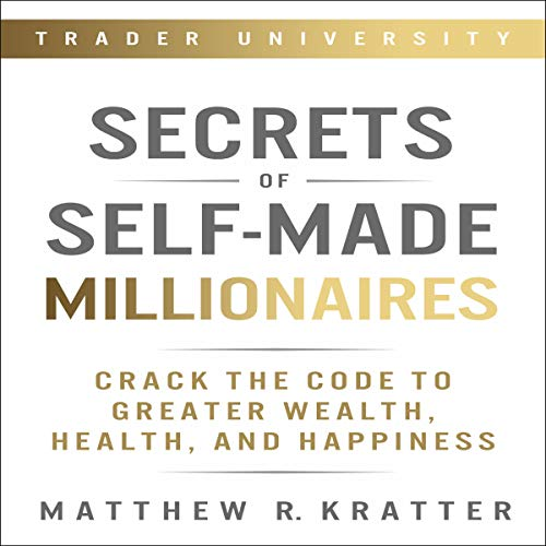 Secrets of Self-Made Millionaires Titelbild
