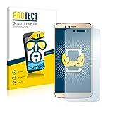 BROTECT Schutzfolie kompatibel mit Elephone P8000 (2 Stück) klare Bildschirmschutz-Folie