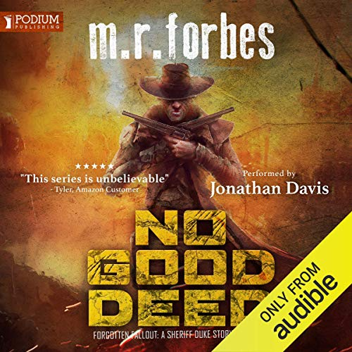 No Good Deed: A Sheriff Duke Story audiobook cover art