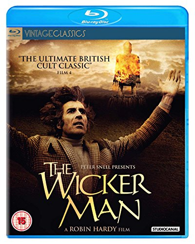 The Wicker Man [Blu-ray] [2017]