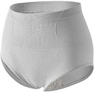 CHUN Intimo per Il Controllo della Pancia Vita Alta Elastico Slip Completo Mutandine Butt Lifter Mutande Shapewear Mutandi...
