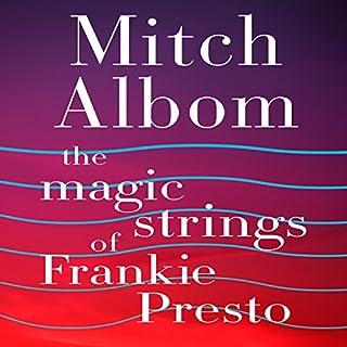 The Magic Strings of Frankie Presto cover art