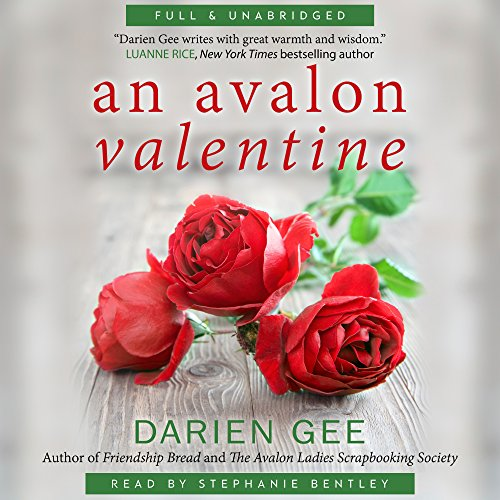 An Avalon Valentine audiobook cover art