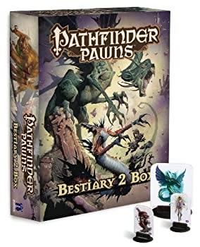 Pathfinder Pawns  Bestiary 2 Box