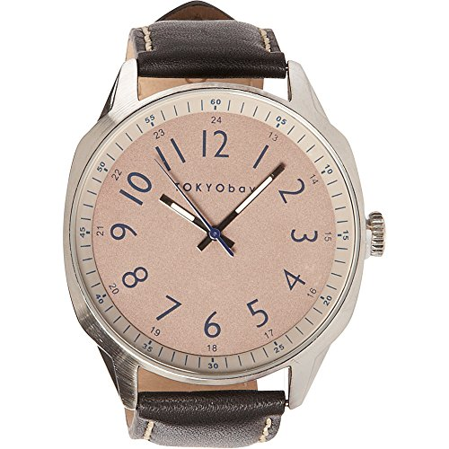 Tokyobay Gable Watch, Grey