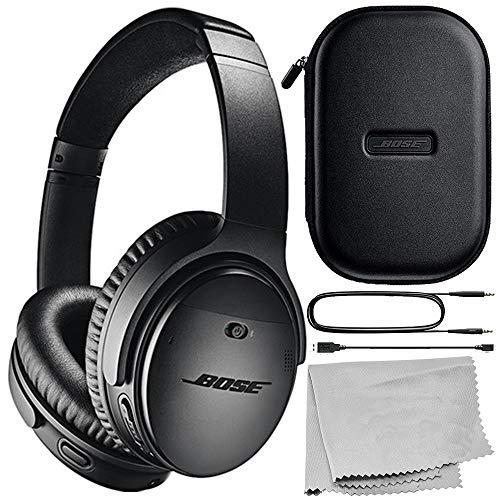 Bose QuietComfort 35 Series II Wireless Noise-Canceling Headphones ...