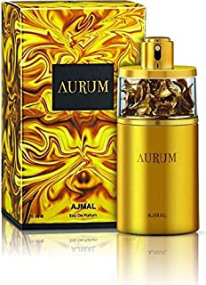 Ajmal Aurum for Women EDP - Eau De Parfum 75ML (2.5 oz)
