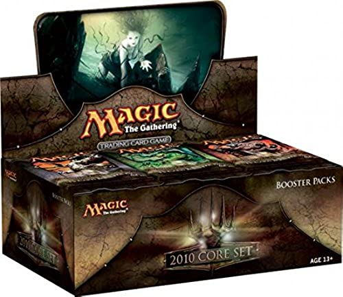 Wizards of the Coast 25035 - Magic  The Gathering  Magic 2010 Booster