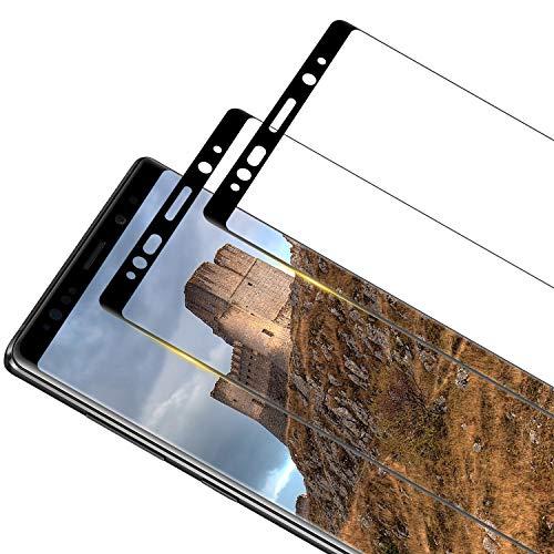 RIIMUHIR - Pellicola proteggi schermo per Samsung Galaxy Note 9, durezza 9H, senza bolle