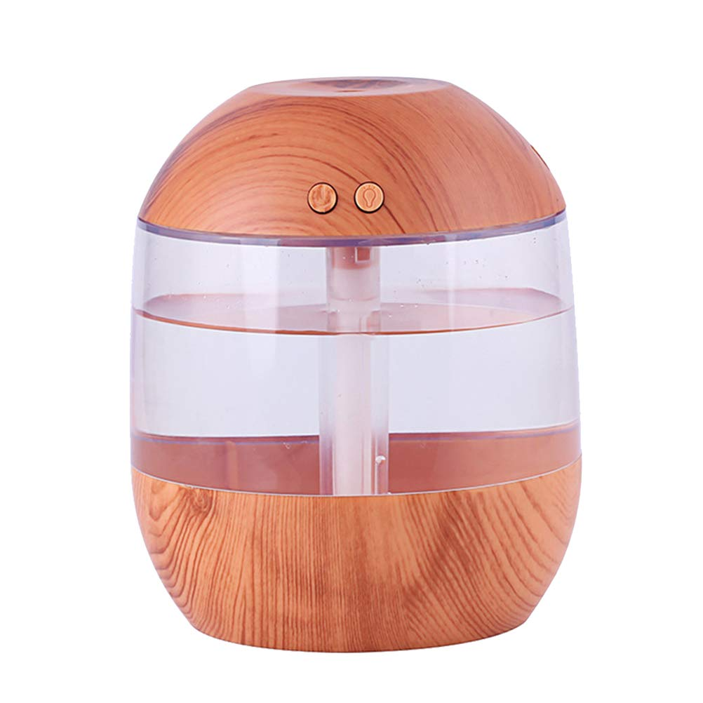 Vosarea Usb Wooden Air Humidifier Essential Oil Diffuser Aroma Lamp Aromatherapy Electric Aroma Diffuser For Home 700ml Wood Color Amazon Com Au Home