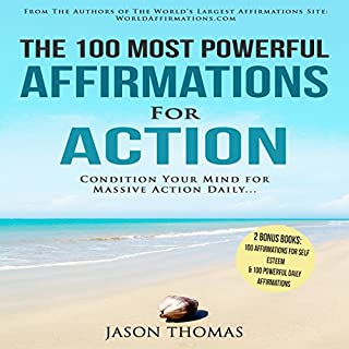 The 100 Most Powerful Affirmations for Action cover art
