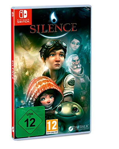 Silence - The Whispered World 2 (Switch Deutsch)