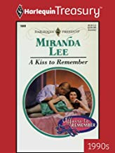 A Kiss to Remember (Affairs to Remember Series Book 1)