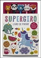 Supergiro Livro de pintar (Portuguese Edition)