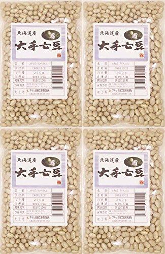 豆力特選 北海道十勝産 大手亡豆 1kg