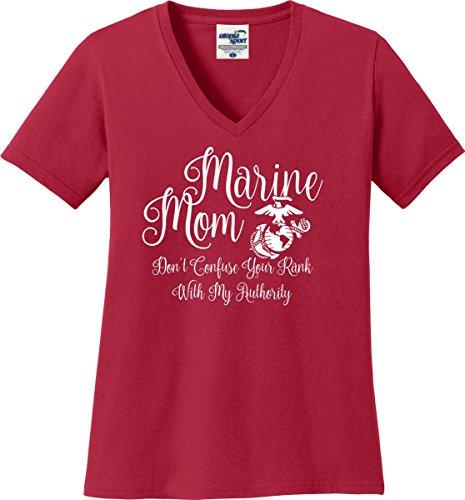 Marine Mom Shirt