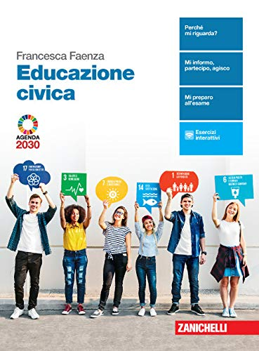 Educazione civica. Per le Scuole superiori. Con e-book. Con espansione online