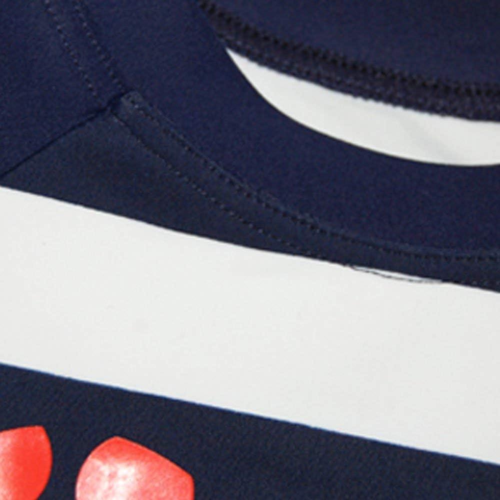 fogohill Kids Girls Two-Piece Swimsuits Long Sleeve Swimwear UPF50 suncreen Bathing Suits