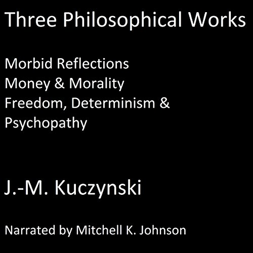 Three Philosophical Works audiobook cover art