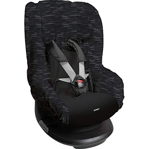 Original DOOKY 2in1 Sitzbezug ** UNIVERSAL Schonbezug 3 und 5 Punkt Gurt System ** Maxi Cosi TOBI + Sitze der Gr. 1 wie z.B. Maxi-Cosi Priori/SPS/XP, Römer King/TS/Duo etc. (Matrix)