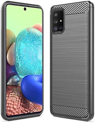 Sucnakp Samsung A71 5G Case Not Fit A71 5G UW Verizon Galaxy A71 5G Case TPU Shock Absorption product image
