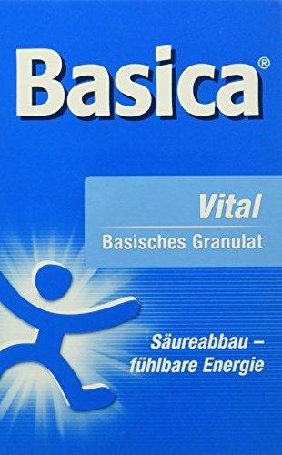 Basica Vital Granulat, 1er Pack (1 x 200 g)